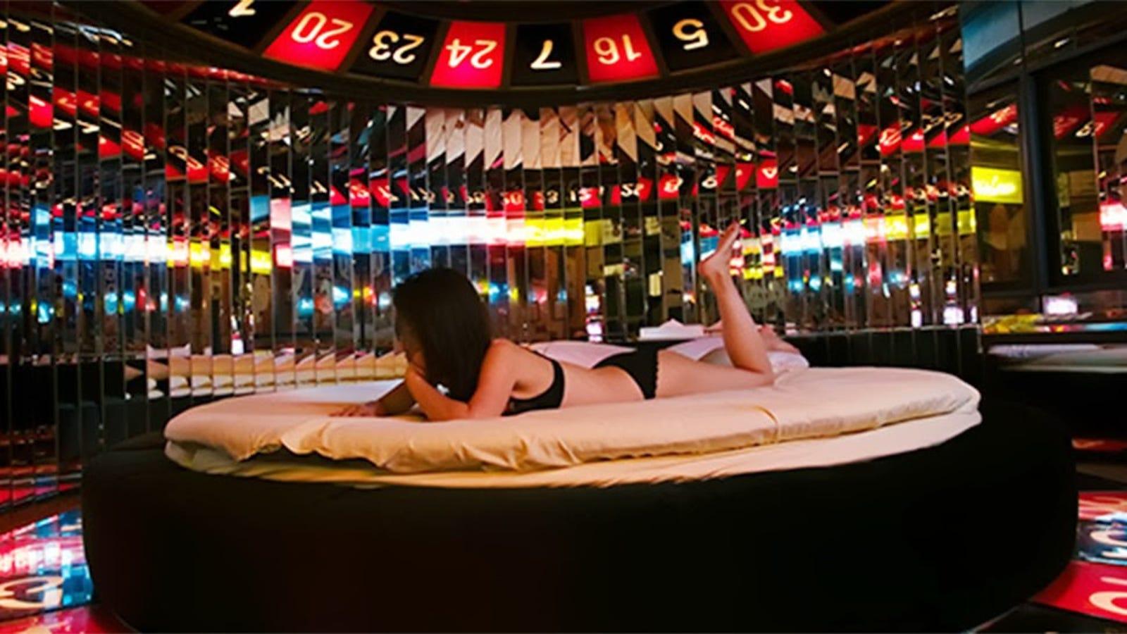 Inside Japan S Pleasure Hotels