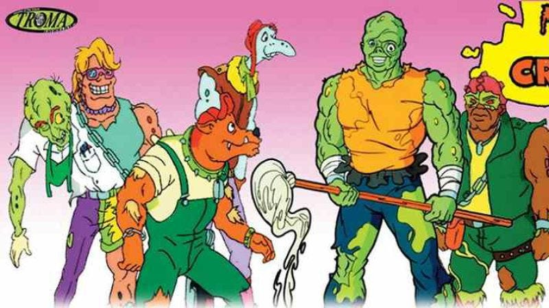 Image result for toxic crusaders