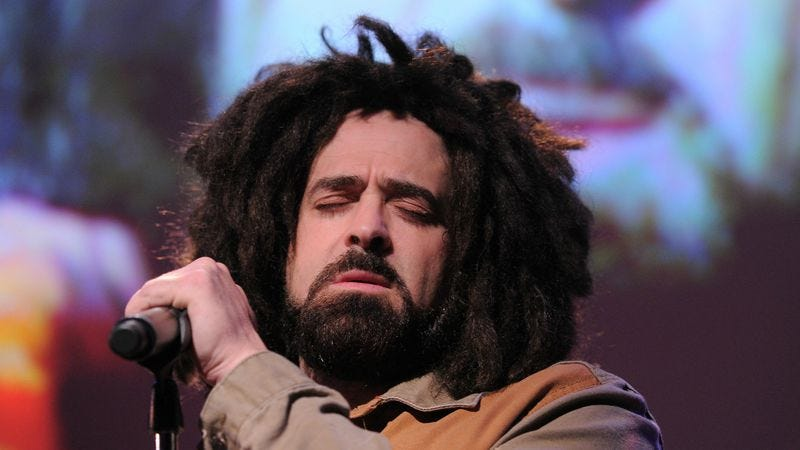 Illustration for article titled Adam Duritz of Counting Crows