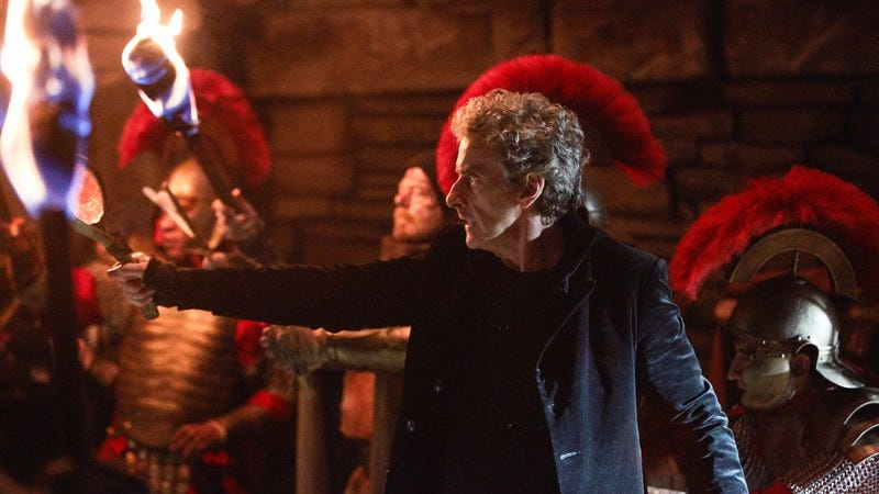 Doctor Who heads to ancient Scotland for a mystical throwback