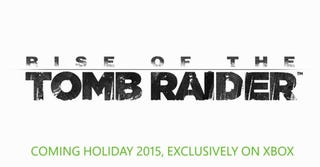 Illustration for article titled The Next Tomb Raider Is A Timed Xbox Exclusive [UPDATE]
