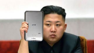 Illustration for article titled A Wonderfully Detailed 16-Page Review of North Korea's Weirdo Tablet