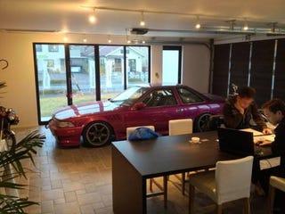 Illustration for article titled Garage Or Dining Room?