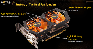 Illustration for article titled Buy ZOTAC NVIDIA GeForce GTX 770 2 GB GDDR5 Graphics Card at Rs. 23,990   40% Discount   Flipkart