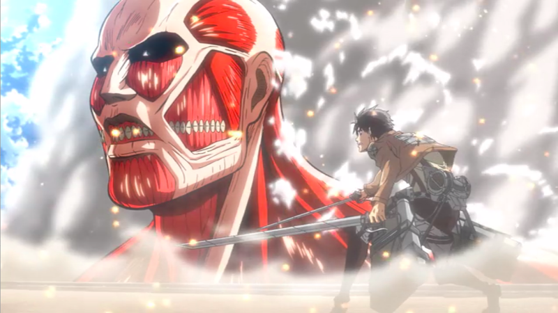 Attack On Titan Explained