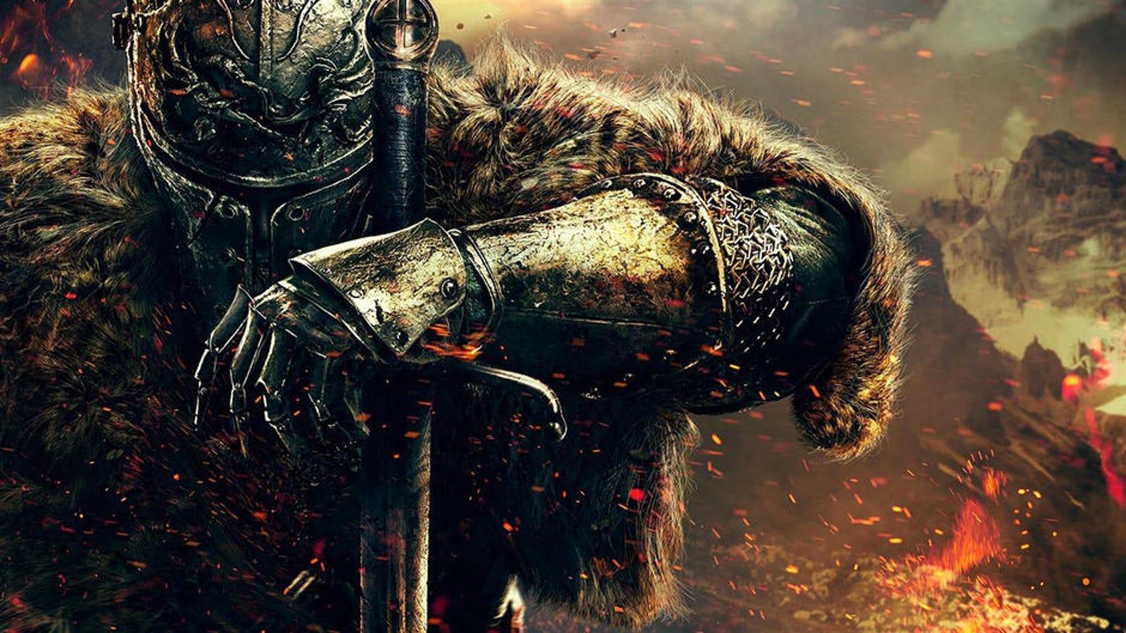 Completa todo Dark Souls II en menos de una hora y sin utilizar trucos