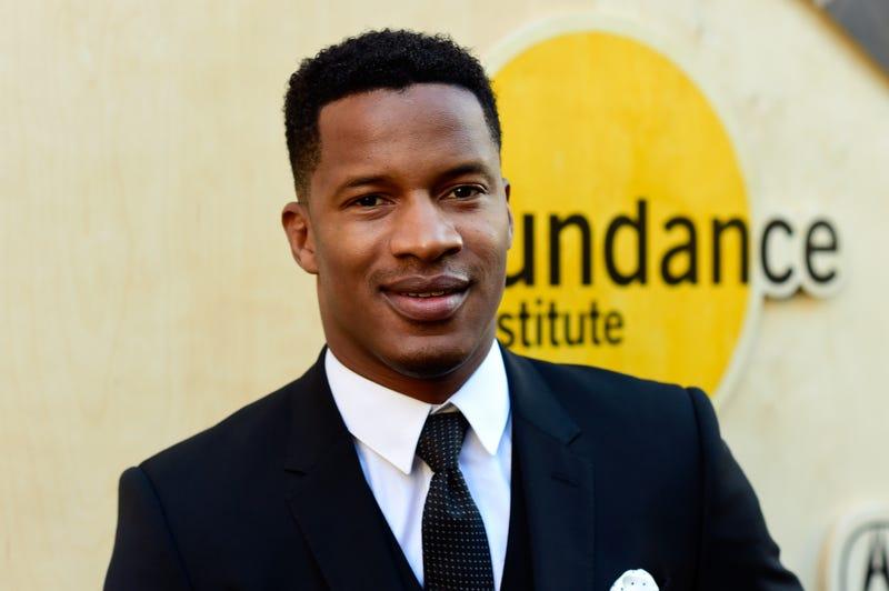 Vanguard Award recipient Nate Parker attends a Sundance Institute benefit in Los Angeles on Aug. 11, 2016.Frazer Harrison/WireImage