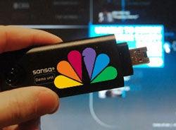 Illustration for article titled NBC Jumps Into SanDisk's Fanfare TV Download Service