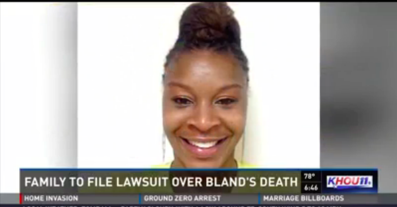 Illustration for article titled Sandra Bland's Family Is Suing Trooper Who Arrested Her
