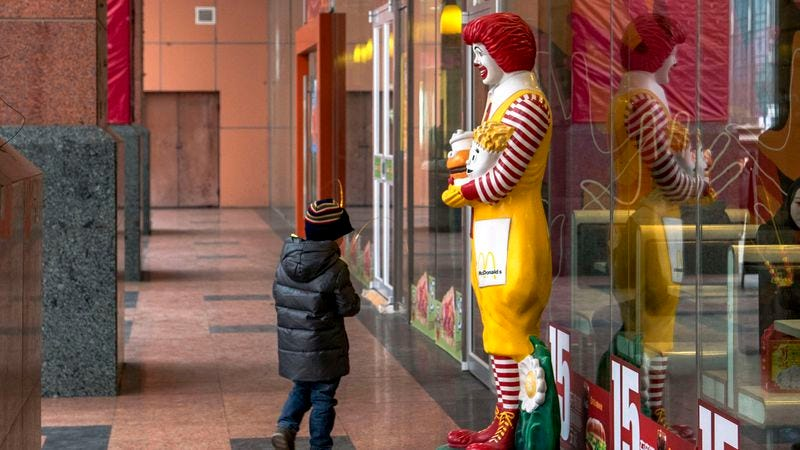 Read This McDonalds Is A Hub For Community And Support
