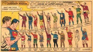 Illustration for article titled Super-Heroes, Ranked