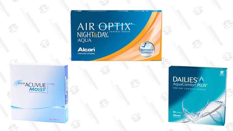 Walgreens Contacts Sale | Promo Code DEAL201-Day Acuvue Moist 90 Pack | $70 | Walgreens | Promo Code DEAL20Air Optix Night & Day | $74 | Walgreens | Promo Code DEAL20Dailies AquaComfort PLUS 90 Pack | $63 | Promo Code DEAL20