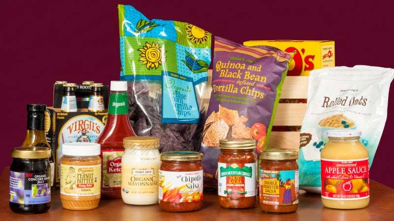 Illustration for article titled Trader Joe's latest list of customer favorites led by returning frozen champ