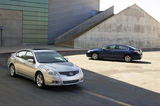 Illustration for article titled 2010 Nissan Altima Sedan