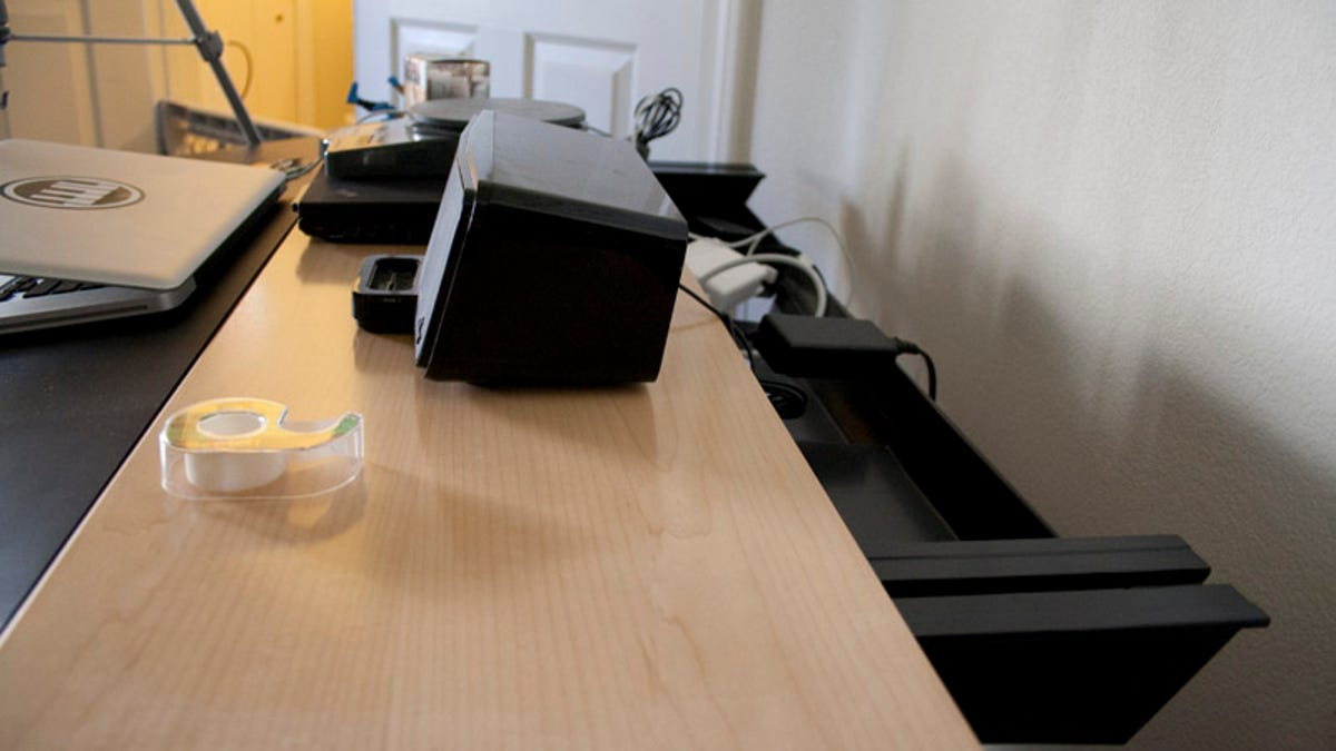 Review: Herman Miller Envelop Reclining Desk