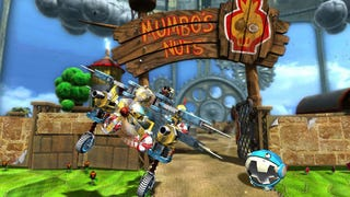 Illustration for article titled Banjo Kazooie Screenshots Leak