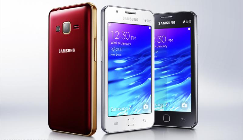 El primer smartphone Tizen de Samsung sale por fin a la venta (en India)