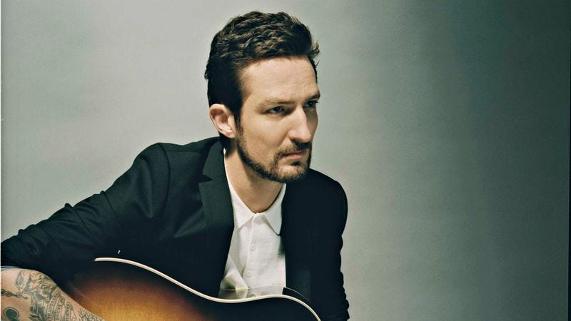 Illustration for article titled Frank Turner pushes for boisterous and uplifting on his 6th album