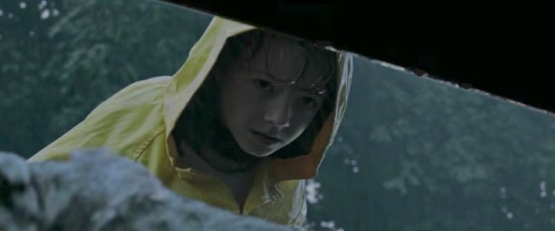 Image: Screen grab from the It trailer
