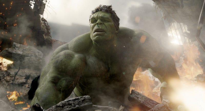Illustration for article titled El problema para hacer otro film de Hulk: Marvel no tiene los derechos