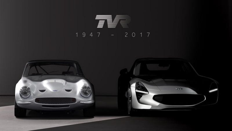 Illustration for article titled The New TVR Looks Kind Of Like A McLaren