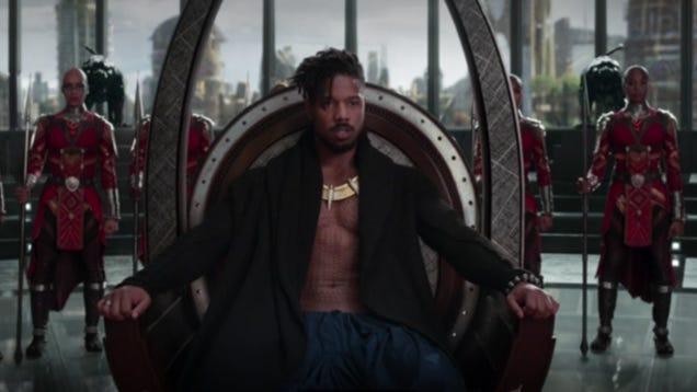 Michael B. Jordan Talks Wakanda Forever and Kilmonger s Possible Return