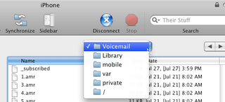 Illustration for article titled How to Transfer iPhone Voicemail to Your Computer