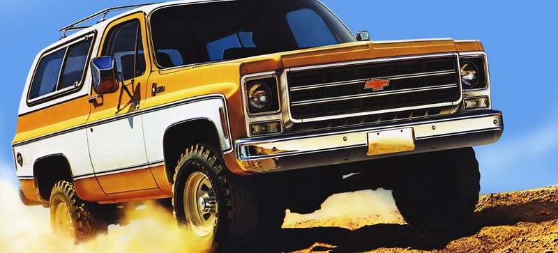 Illustration for article titled What Truck Looks Most Like A Truck?