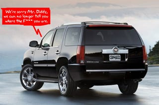 Illustration for article titled Analog Cell Network Goes Bye-Bye, Escalade Owners Weep