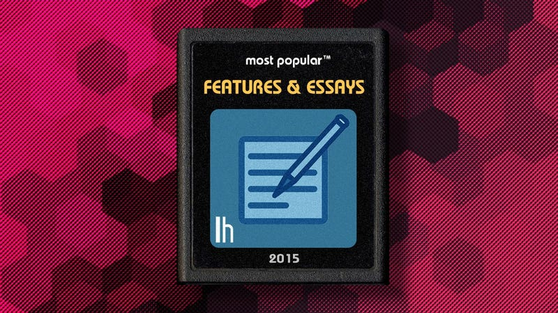 most popular features and essays of