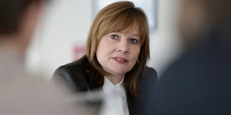 Illustration for article titled 5 Facts You Probably Didn't Know About GM CEO Mary Barra