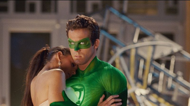 Illustration for article titled Warner Bros. will give you another chance to appreciate Green Lantern