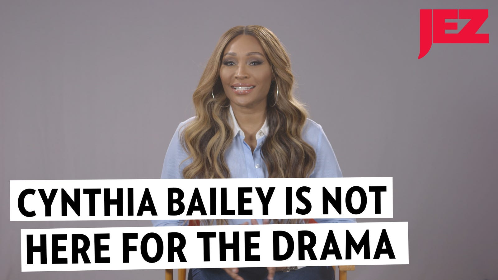 Cynthia Bailey Is Not Here For the Drama