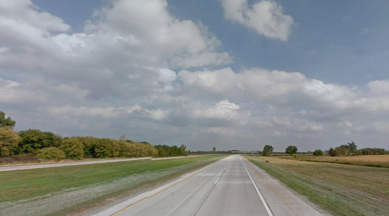 A section of I-69 between Port Huron and Flint set to get its limit raised, as seen on Google Maps