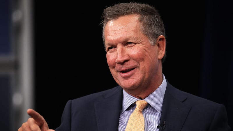 Illustration for article titled John Kasich Shushes Female Student At Town Hall: 'I Don't Have Any Taylor Swift Tickets'