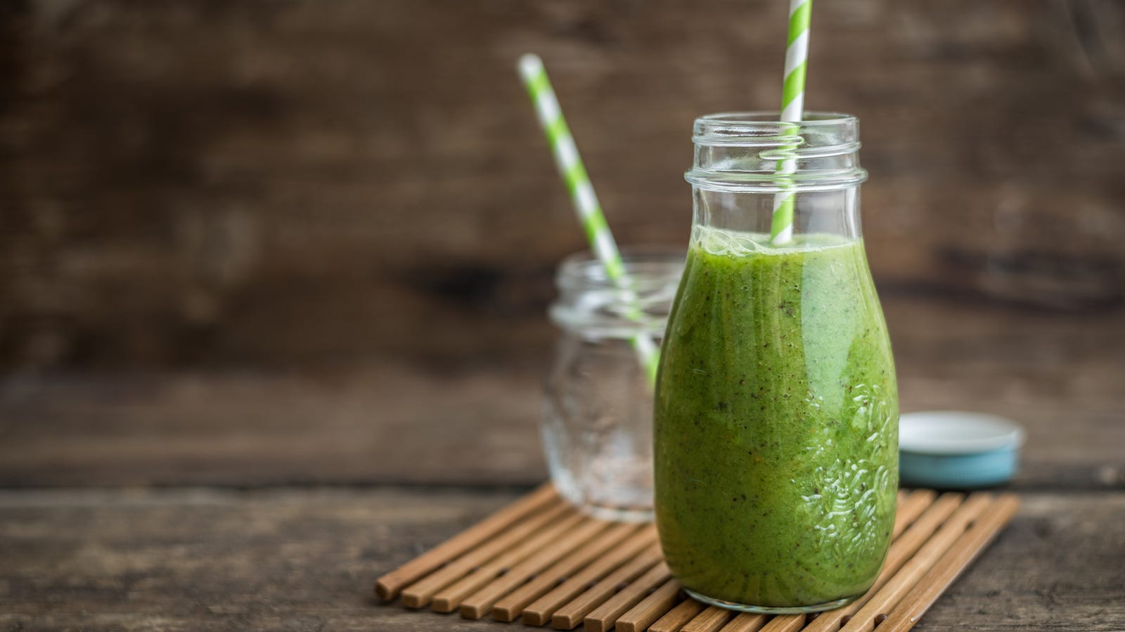 Make Buncha Crap Green Smoothie and save yourself a buncha green