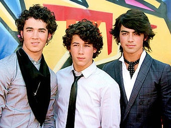 Illustration for article titled Yes, The Jonas Brothers Were On SportsCenter Last Night