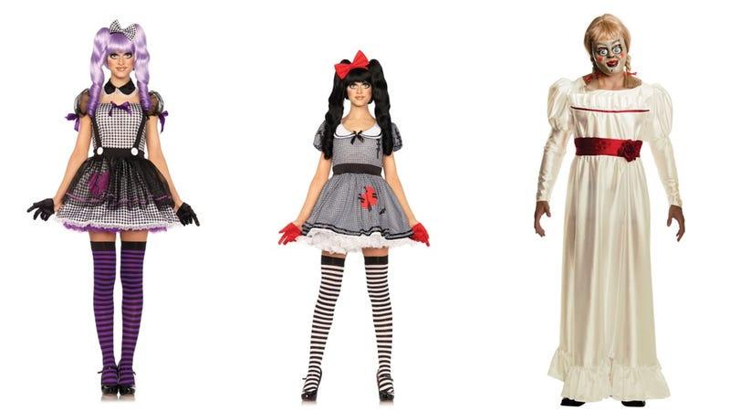 Annabelle Doll Halloween Costume The