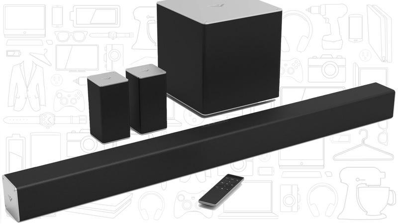 Illustration for article titled Vizio Wireless 5.1: Simple Surround Sound