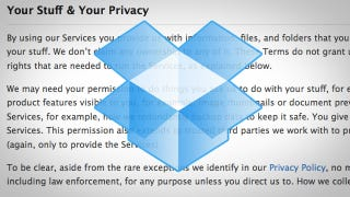 Illustration for article titled Should I Be Worried About Dropbox's Changing Terms of Service?