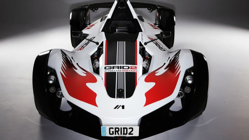 Illustration for article titled At $190,000, GRID 2: Mono Edition Is The World's Most Expensive Game