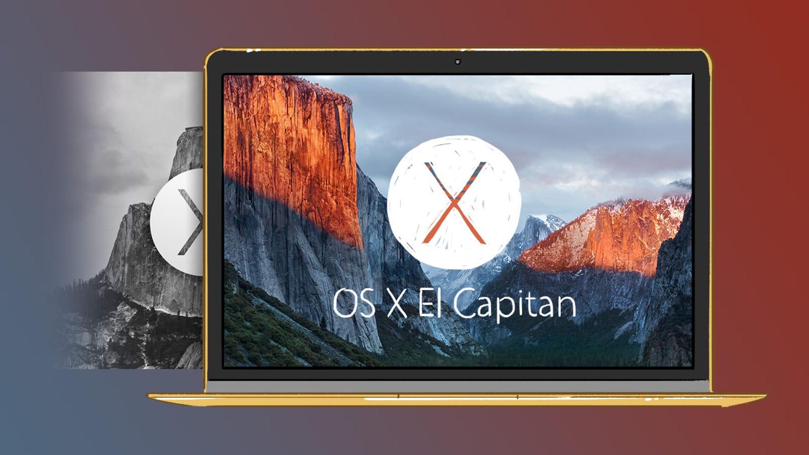 Should I Upgrade to Mac OS X El Capitan?