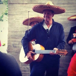 Illustration for article titled Fat A-Rod In A Mariachi Band? Fat A-Rod In A Mariachi Band
