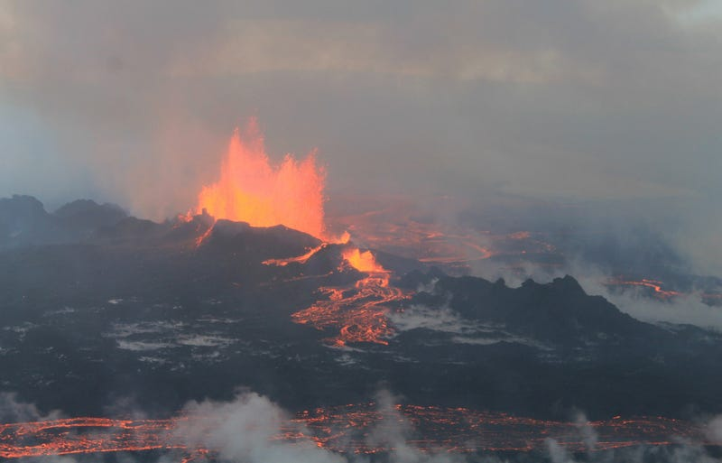 Icelandic companies are now hoping to exploit the nation's shallow magma resources more directly. Image: Peter Hartree/Flickr