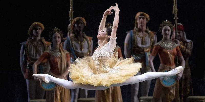 Illustration for article titled Misty Copeland Came to Our Office & We Gave Her Trash
