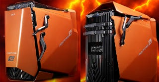 Illustration for article titled Acer Predator PC Is Over-The-Top (And Awesome)