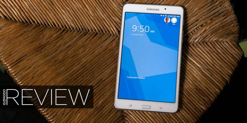 Samsung Galaxy Tab 4 Nook Review: What's the Point?