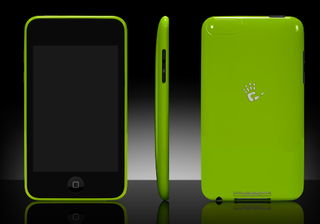 Illustration for article titled Colorware Adds Visual Spice to iPods, Better Scratch Protection For iPod Touch