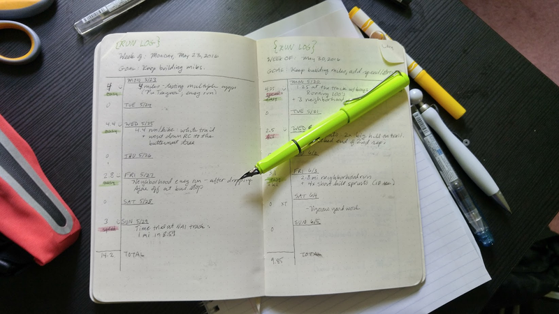 This Paper Template Helps You Stick to Your Running Regimen – Running Log Template