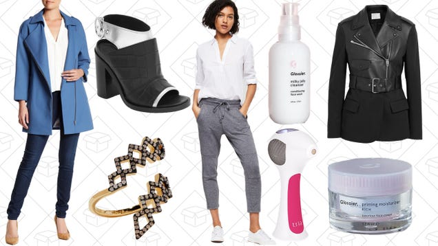 Today s Best Lifestyle Deals: Nordstrom Rack, Lou & Grey, Babeland, Glossier, and More